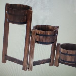 Other - APPLE BARREL PLANTER LADDER